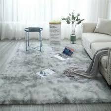 details about shaggy rugs floor carpet wohnzimmer schlafzimmer teppiche soft large home dekor