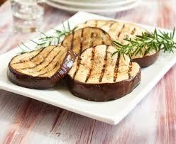 comment cuisiner l aubergine sans graisse aubergines grillées recette de aubergines grillées marmiton