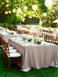 Weddings That I Love Outdoor Wedding The Lanterns And Simple But Elegant Color Palette Chairs