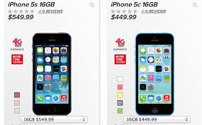 Virgin Mobile fering iPhone 5s and iPhone 5c at $100 f Regular