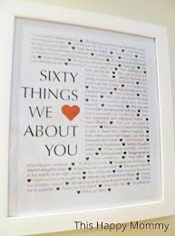 40th Birthday Gift Ideas For Best Friend Nice 60 Things We Love