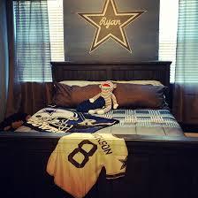 dallas cowboys bedroom decor luxury home design ideas