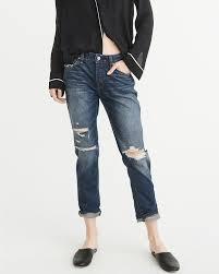 womens boyfriend jeans abercrombie u0026 fitch