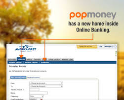 Popmoney America First Credit Union