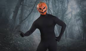 The Black Suit Is An All Time Classic Its More Subtle Option Though Subtlety Objective When Youre Dressed In A Skin Tight With Pumpkin