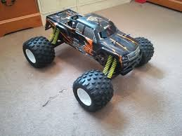 100 Nitro Rc Trucks For Sale Car HPI Savage XL 18 4wd 3speed Monster Truck In
