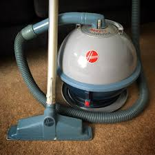 Bissell Total Floors Belt Replacement by Hoover Constellation Model 822a Canister Vacuum C 1958