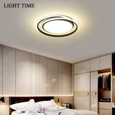 schwarz weiß gold moderne decke lichter für wohnzimmer