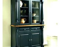 Corner Kitchen Buffet Cabinet For Sale Table Black Hutch Extraordinary Hutc