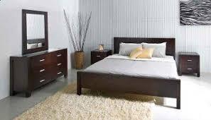 Soho Low Profile Bedroom Furniture Set