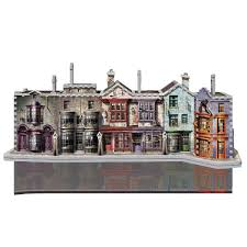 Diagon Alley FUN PUZZLE TIME Diagon Alley 3d Puzzles Hogwarts