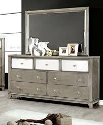 amazon com furniture of america nilean contemporary dresser and