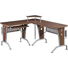 Staples Lap Desk Mahogany by Wood Mobile Computer Desk