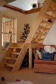 Magnificent Small Staircase Ideas Best About Space Stairs On Pinterest Tiny House