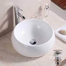 gaga schüssel rund top keramik waschbecken porzellan spüle