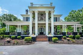 Neoclassical House 1906 Neoclassical For Sale In Hawkinsville