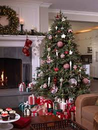 Balsam Christmas Trees by Fraser Fir With A Peppermint Twist Christmas Tree Decorating Ideas