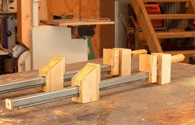 Picture Of Easier Homemade Bar Clamps
