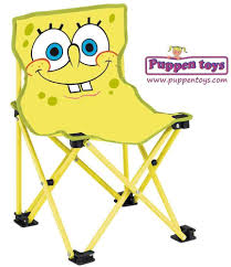 Folding Chair Yellow SpongeBob JOHN TOYS