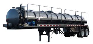 100 J And J Truck Bodies Trailers Water Transport Tank TrailerDynaHauler Tank Trailer