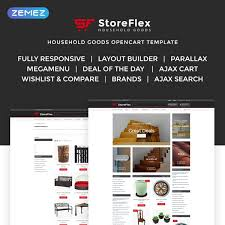 Storeflex Responsive Template For OpenCart 3020 By ZEMEZ