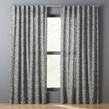 Navy And White Striped Curtains Canada by Colorful Modern Curtains And Drapes Cb2