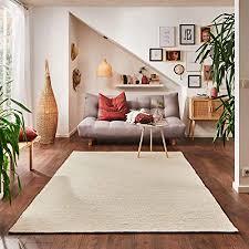 handweb teppich rubi in natur aus 100 schurwolle ökologisch geprüft größe 70x140 cm