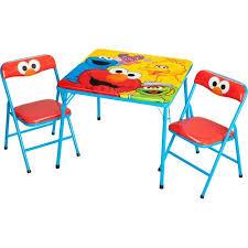 Walmart Elmo Adventure Potty Chair by Sesame Street Activity Table And Chairs Set Walmart Com