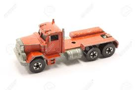 100 Semi Truck Toy Vintage Toy Semi Truck In Used Condition Shows The Rough Life