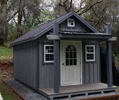 Backyard Unlimited fers Tiny Adaptable Amish Built Structures
