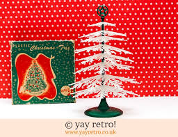 Plasco Vintage Christmas Tree GBP1925