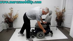Jazzy Power Chairs Used by Jazzy 1122 Power Chair Fast Used Power Chair Youtube