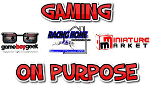 Gaming On Purpose: Make A Difference In The World & Get Games!