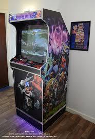 Mini Arcade Cabinet Kit Uk by Ghosts U0026 Goblins Arcade Cabinet Custom Machine By Ultimate