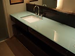 100 Countertop Glass Back Painted With Undermount Sink Cutout Kamen