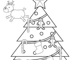 Coloring Pages Kindergarten Christmas Cooloringcom