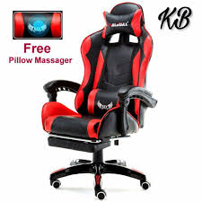 Home Gaming Chairs - Buy Home Gaming Chairs At Best Price In ... Respawn Rsp205 Gaming Chair Review Meshbacked Comfort At A Video Game Chairs For Sale Room Prices Brands Dxracer Racing Rv131nr Red Pipertech Milano Arozzi Europe King Gck06nws3 Whiteblack Pu Drifting Wayfair Gcr1nrm2 Ohrm1nr Series Gaming Chair Blackred Sthle Buy Dxracer Sentinel Series S28nr Red Gaming Best Chair 2018 Top 10 Chairs In For Pc Wayfairca Best Dxracer Ask The Strategist What S Deal With