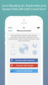 Mercury Browser Pro The best web browser for iOS free