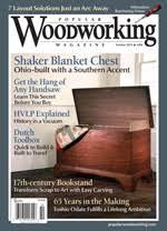 woodworking magazine popular woodworking magazine