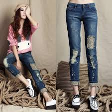 Womens Jeans Fashion 2013 Global Collection