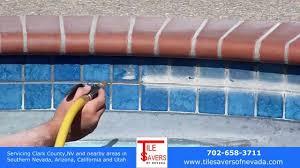 tile savers of nevada pool tile repair in las vegas nv