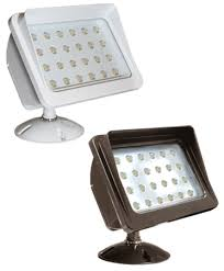 flood lights from american lighting provide safety security