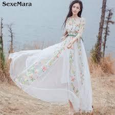 online get cheap maxi dress long sleeve aliexpress com alibaba