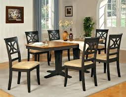 Dining Room Chairs Walmart by Oval Glass Dining Table Set Ikea Large Top Shaped Black And Chairs