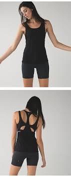 Shirts 59333 Nwt Lululemon All Sport Support Tank Top Gym Yoga