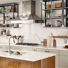 Kitchen Countertops And Backsplash Pictures Fresh Design Ideas Quartz Backsplashes For A Sleek Modern