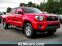 2014 Used Toyota Tacoma 4WD Double Cab LB V6 Automatic At ALM ...