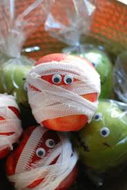 Healthy Halloween Candy Tips by Healthy Halloween Treats For