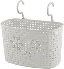 nopea duschkorb mit haken kunststoff dusche korb einhängen
