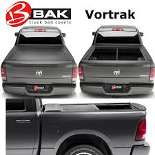 100 F 150 Truck Bed Cover BAK Vortrak Hard Retractable Tonneau Its 20152019 Ord